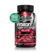MuscleTech Hydroxycut Hardcore Elite International (110 kapszula)